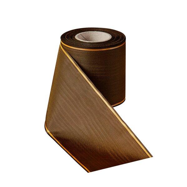 Moiré mandel 150mm / 25m schmaler Rand