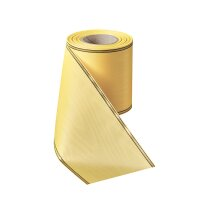 Moiré löwenmaul 150mm / 25m schmaler Rand