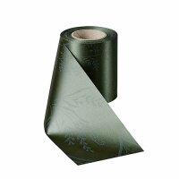 Supersatin Allover moosgrün 150mm / 25m Gräser