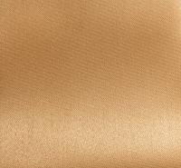 Thermosatin apricot 125mm / 25m ohne Rand