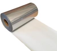 Prägefolien silber 100mm /  61m
