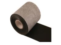 Prägepapier schwarz  70mm / 50m