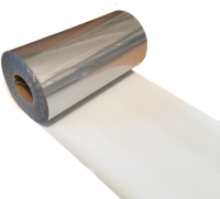 Prägefolien silber 150mm / 122m