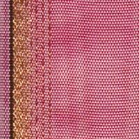 Moiré flamingo 125mm / 25m breiter Rand